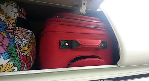 уход за чемоданом