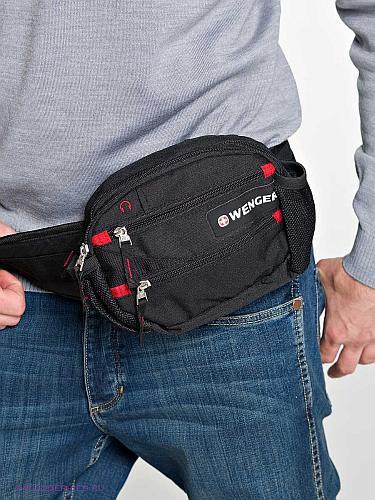Поясная сумка Wenger (сумка на пояс)