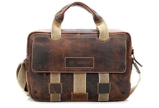 Как выбрать мужской кожаный портфель Купить швейцарские товары ... 5ccaed41096