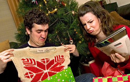 неудачные подарки на новый год